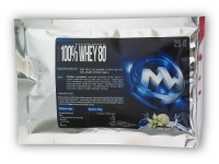 100% Whey 80 WPC 25g