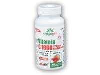 Vitamin C 1000mg with RoseHip 60cps