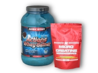Actions Whey Gainer 4500g + ATP Creatin 555g