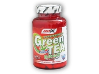 Green TEA Extract with vitamin C 100 kapslí