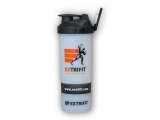 Shaker Extrifit Triple transparent 600ml