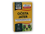MaxiVita Herbal Očista jater 30 tablet