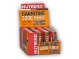 Carnitine 3000 Shot 20x60ml ampule - jahoda