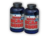 2x Mega BCAA 6000 160 tablet