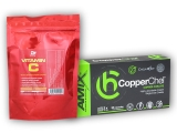CopperChel 90 Vcps + Vitamin C 250g