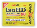 IsoHD 90 CFM Protein 30g sáček - double white chocolate