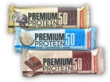 Premium Protein 50% Bar 50g - cookies cream