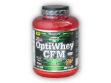 OptiWhey CFM Instant 2250g - double white chocolate